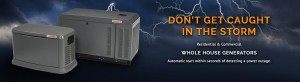 standby generators westminster maryland